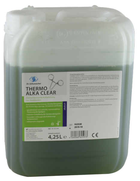 Thermo Alka Clear Spezialklarspüler 4,25 Liter