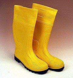Bau Sicherheitsstiefel gelb Stahlkappe / Sohle