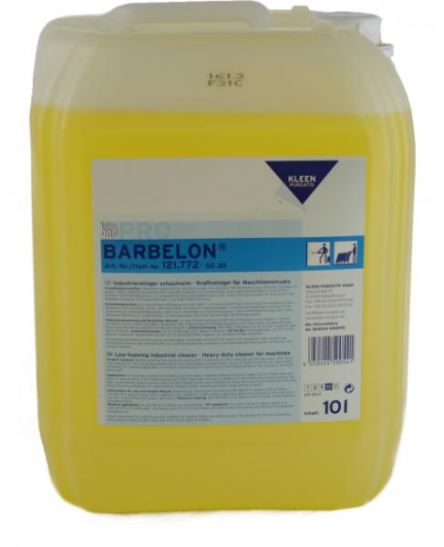 Kleen Purgatis Barbelon Industriereiniger Schaumarm 10 Liter