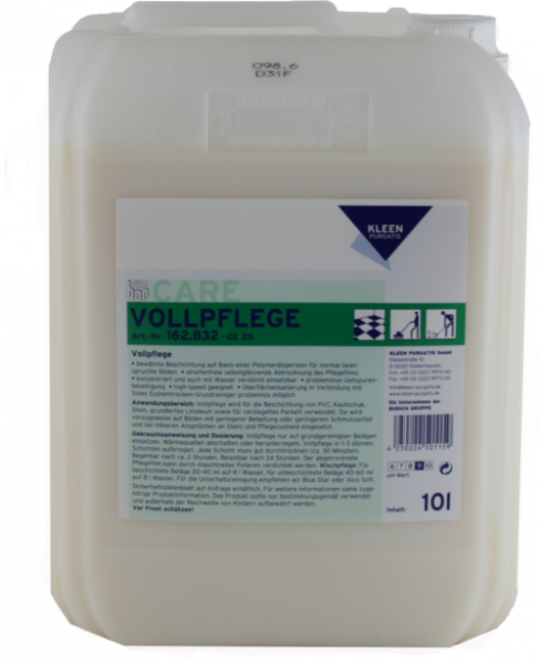 Kleen Purgatis Vollpflege Mehrzweckdispersion 10 Liter