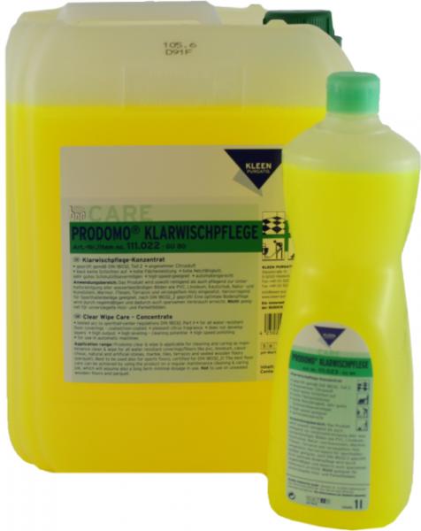 Kleen Purgatis Prodomo Klarwischpflege 1 Liter