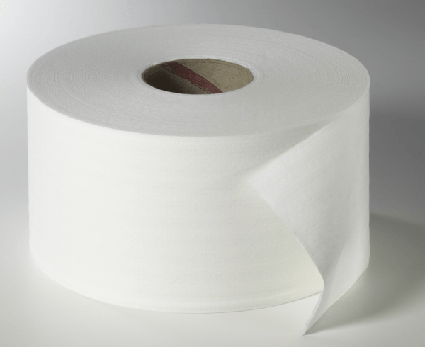 Fripa Jumborolle Maxirolle Toilettenpapier 2-lagig 12 Rollen im Paket