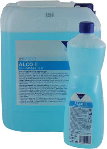 Kleen Purgatis Alkoholglanzreiniger ALCO II 10 Liter Kanister