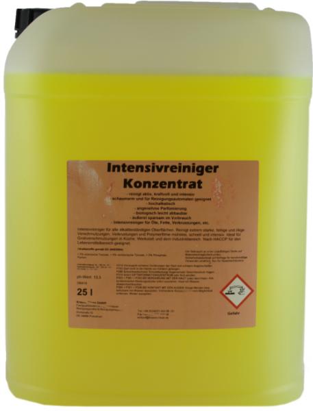 Azett Intensivreiniger Konzentrat 25 Liter Kanister Grundreiniger Maschinenreiniger